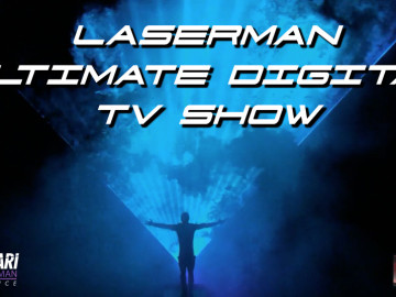 Ultimate LASERMAN ! Here is our last TV show !